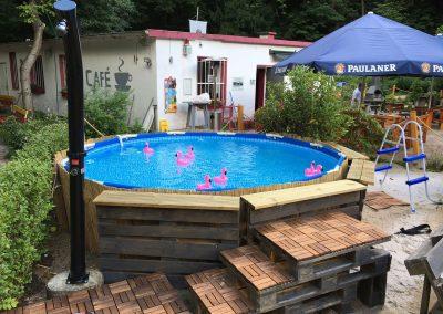 Strandbar-Pool