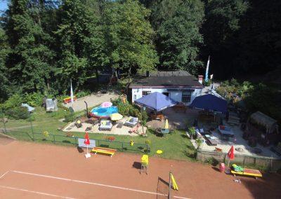 Strandbar Tennisplatz